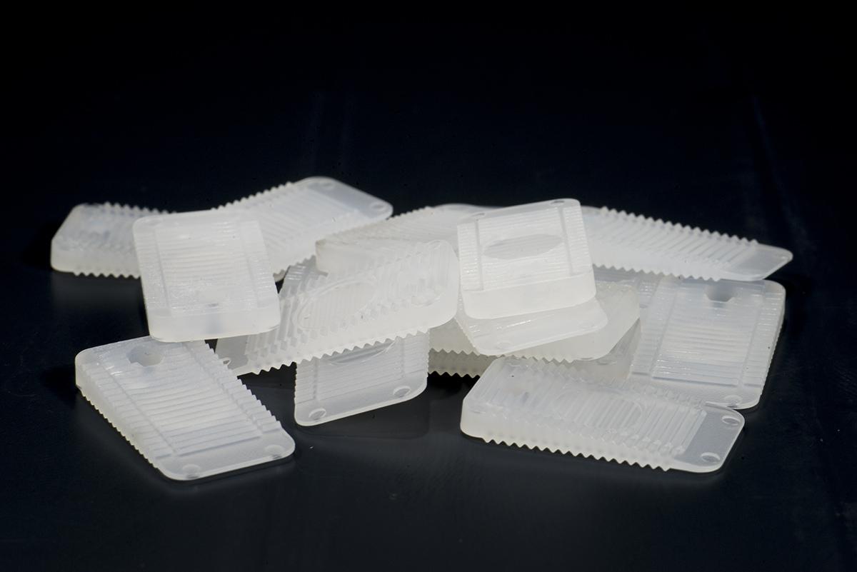 Mini Wobble Wedge Plastic Shims Ideal Leveling Wedges