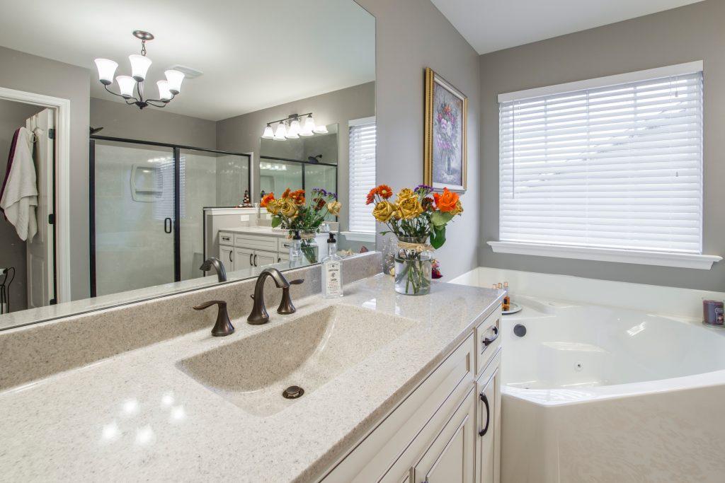 Leveling a Bathroom Vanity