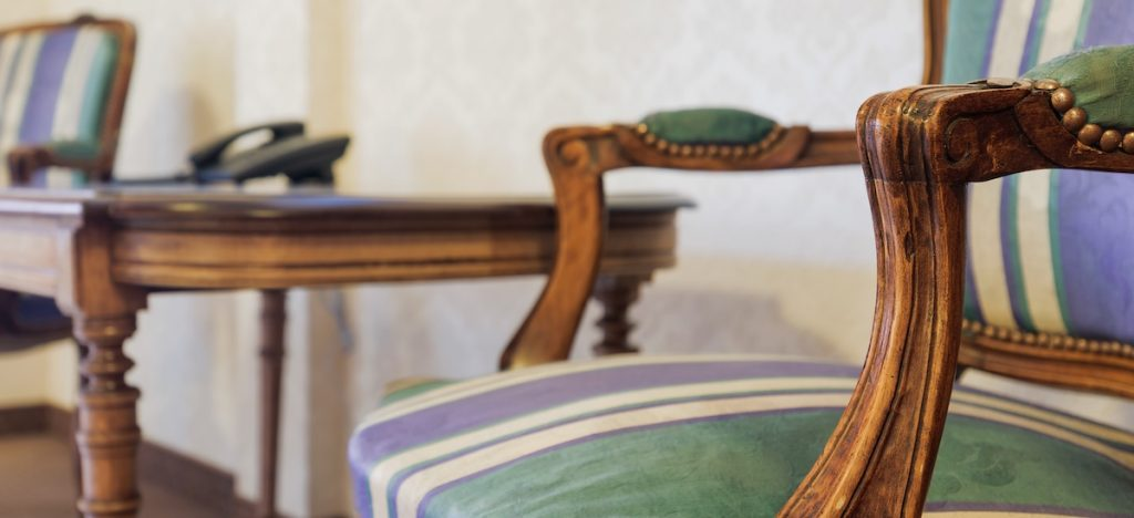 How to Fix Loose Legs on Antique Furniture